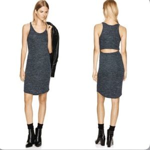 Wilfred Free Yasmine Cut Out Dress Size Small